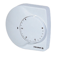 Thermostat for heating-cooling