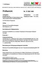 MPA-NRW - COMO PEX - GERMANY
